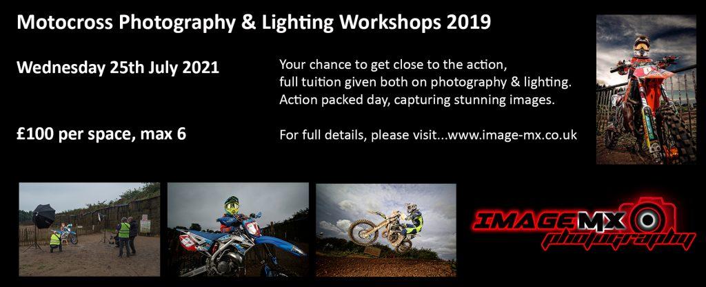 Motocross Workshop Banner